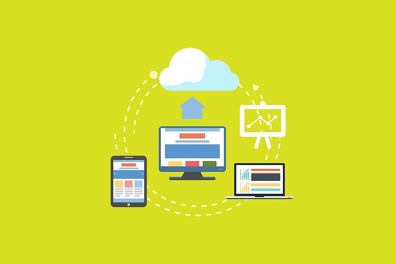 storage, cloud, database